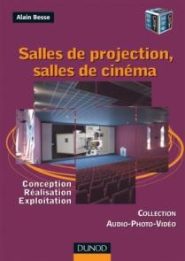 Salles de projection, salles de cinéma
