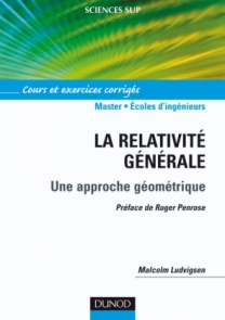 La relativité générale - Une approche géométrique