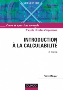 Introduction à la calculabilité