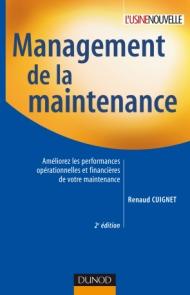 Management de la maintenance