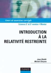 Introduction à la relativité restreinte