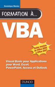 Formation à VBA