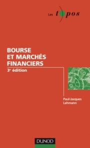 Bourse et marchés financiers