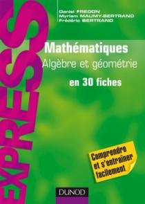 Mathématiques L1/L2 : Algèbre/Géométrie