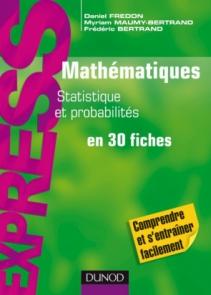 Mathématiques L1/L2 : Statistique et Probabilités