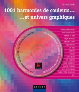 1001 harmonies de couleurs et univers graphiques