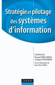 Stratégie et pilotage des Systèmes d'information