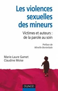 Les violences sexuelles des mineurs