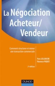 La négociation acheteur/vendeur - 2e édition