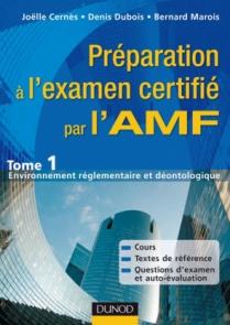 Préparation à l'examen certifié par l'AMF