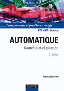 Automatique - Contrôle et régulation