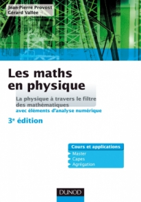 Les maths en physique