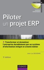 Piloter un projet ERP - 3e édition