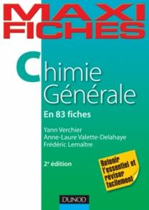 Maxi fiches de Chimie générale