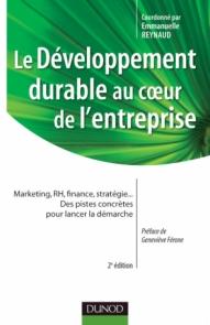 Le développement durable au coeur de l'entreprise