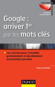 Google : arriver 1er par les mots clés