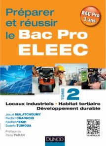Préparer et réussir le Bac Pro ELEEC
