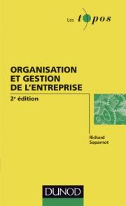 Organisation et gestion de l'entreprise