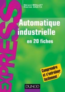 Automatique industrielle en 20 fiches