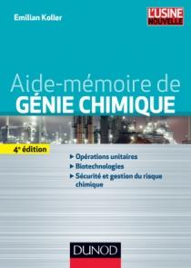 Aide-mémoire de génie chimique