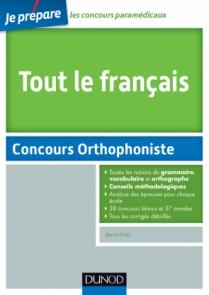 Tout le français - Concours Orthophoniste