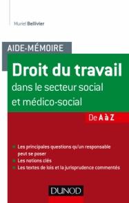 Aide-mémoire - Droit du travail dans le secteur social et médico-social