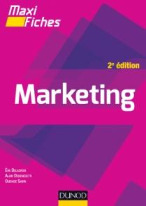 Maxi fiches - Marketing