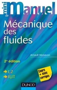 Mini manuel de Mécanique des fluides