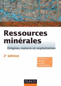 Ressources minérales - 2e édition