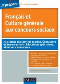 Français et Culture générale aux concours sociaux