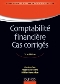 Comptabilité financière - Cas corrigés