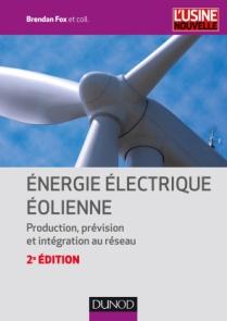 Énergie électrique éolienne