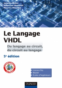 Le langage VHDL - Du langage au circuit, du circuit au langage