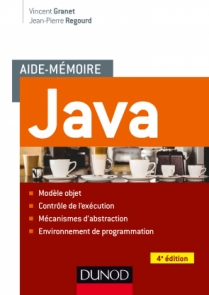 Aide-mémoire - Java