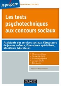 Les tests psychotechniques aux concours sociaux