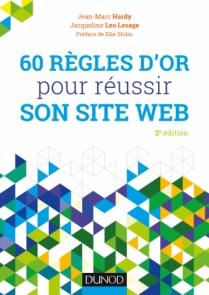 60 règles d'or pour réussir son site web