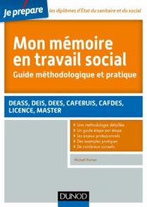 Mon mémoire en travail social
