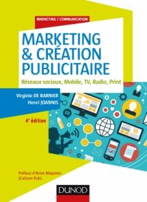 Marketing et création publicitaire