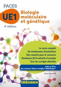 Biologie moléculaire-génétique UE1 PACES