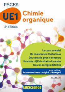 Chimie organique - UE1 PACES