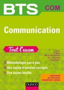 BTS Communication Tout l'exam
