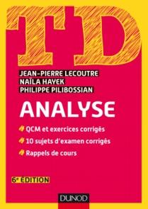 TD Analyse