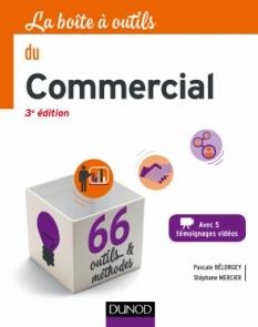 La boîte à outils du Commercial