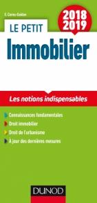 Le petit Immobilier 2018/2019