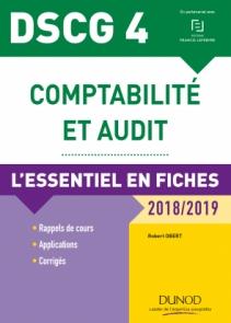 DSCG 4 - Comptabilité et audit