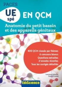 UE spé en QCM Anatomie du petit bassin