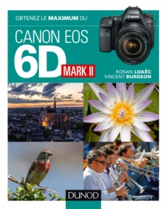 Obtenez le maximum du Canon EOS 6D Mark II