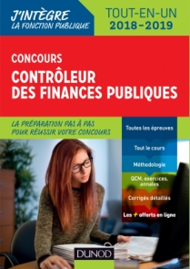 Concours Contrôleur des finances publiques