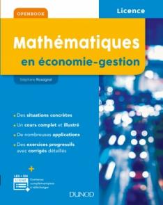Mathématiques en économie-gestion