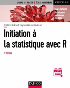 Initiation à la statistique avec R